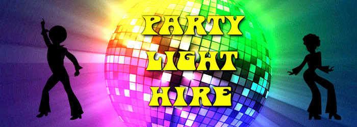 Party Light Hire